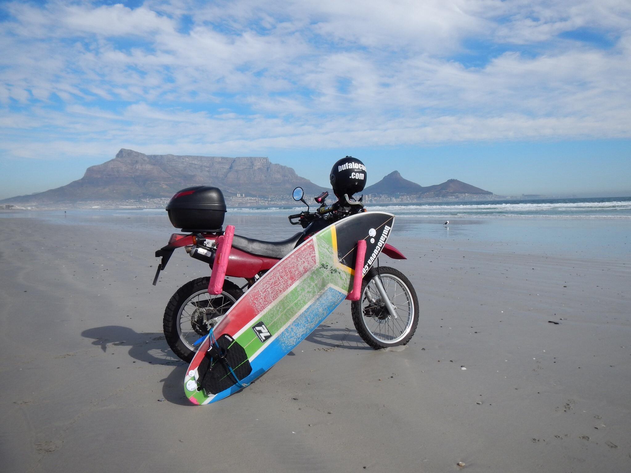 De Cape Town a Swakopmund (NAMIBIA)