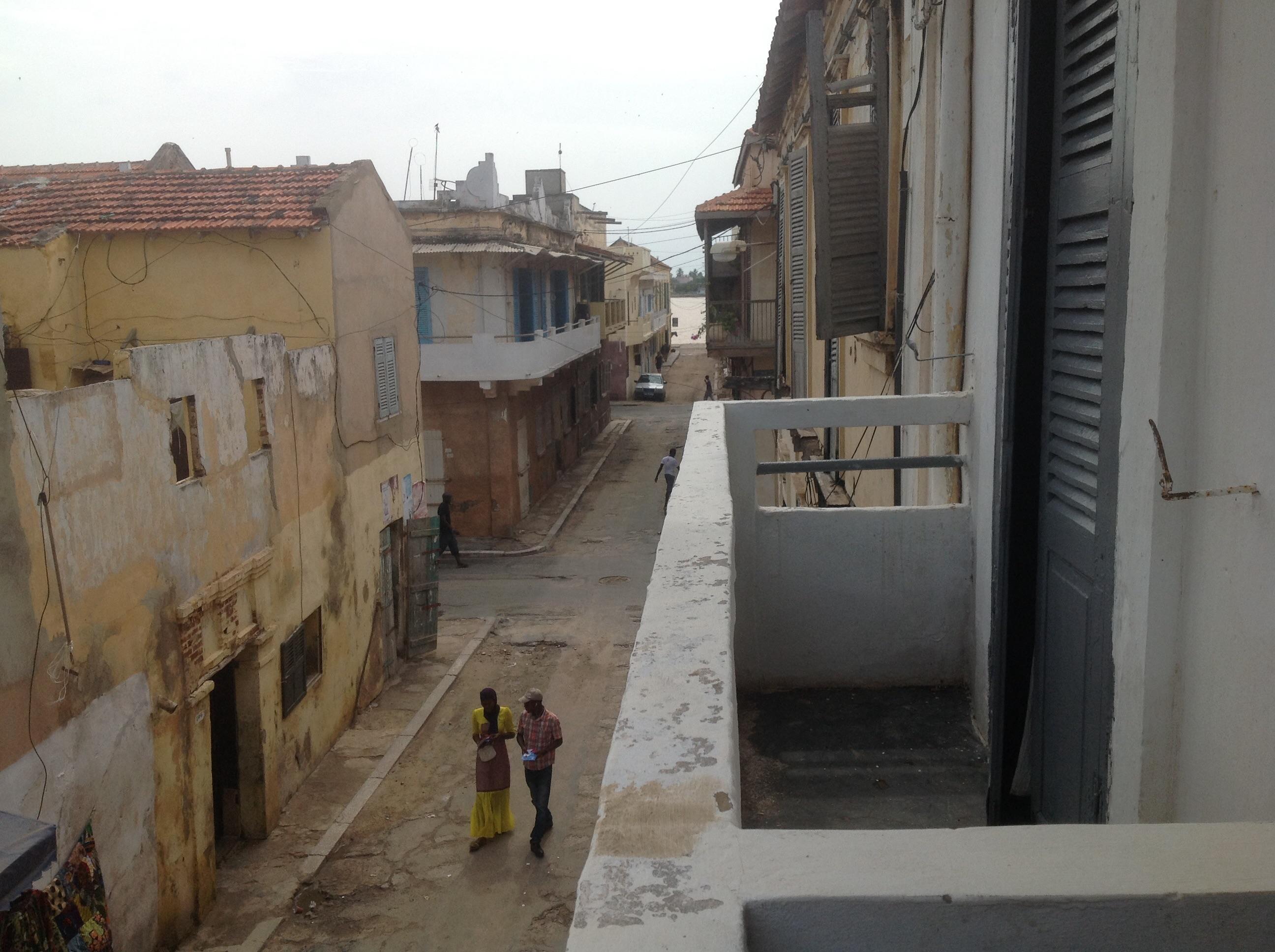 Reflexiones entre Burkina y Senegal