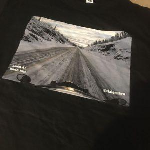 camiseta bufalo alaska new york