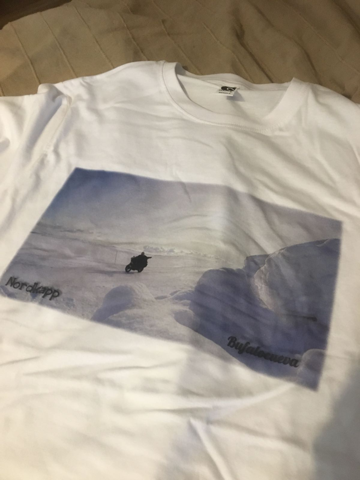 Camiseta exclusiva Nordkapp