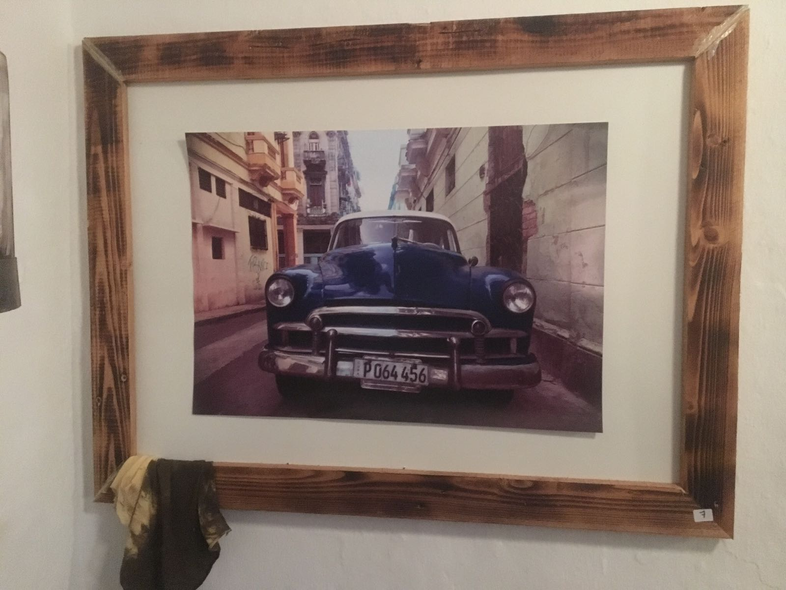 Cuadro Chevrolet